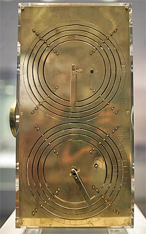 The 2,100-year-old Antikythera mechanism