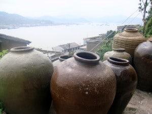 Rainwater Capture Urns