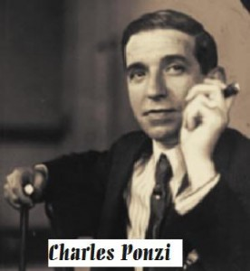 Charles Ponzi